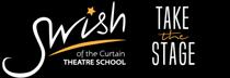 Swish of the Curtain Logo